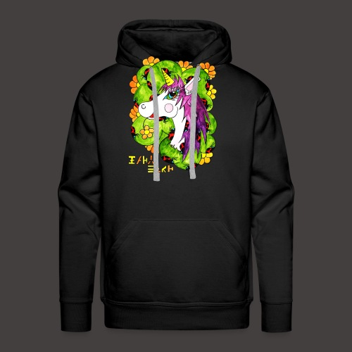 LADY BIRD - Sweat-shirt à capuche Premium pour hommes
