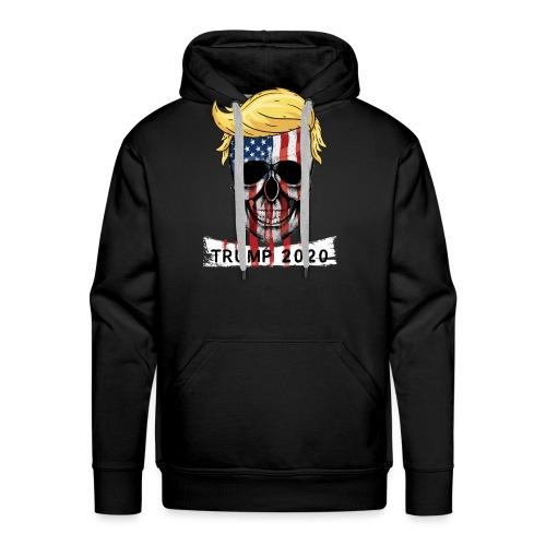 Trump T-Shirt Funny Trump 2020 - Donald Trump 2020 - Sweat-shirt à capuche Premium pour hommes