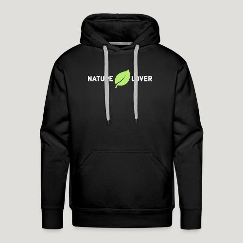 Nature Lover - Männer Premium Hoodie