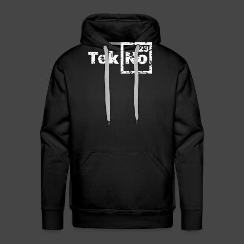 Tekno 23 - Sweat-shirt à capuche Premium pour hommes