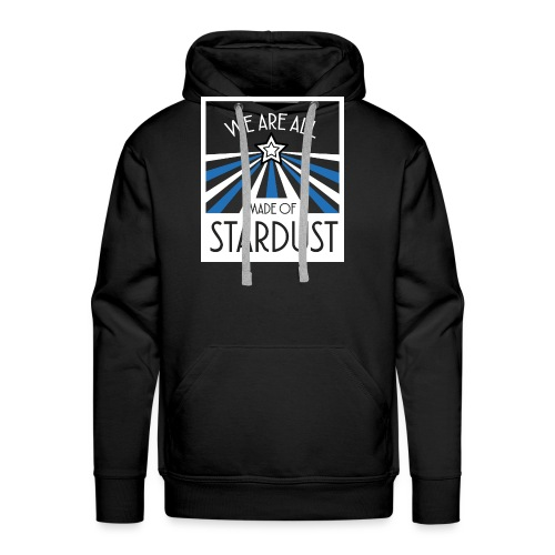 Star Dust - Sweat-shirt à capuche Premium pour hommes