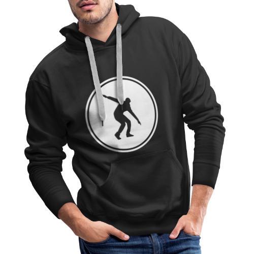 Aines Christian - Sweat-shirt à capuche Premium pour hommes