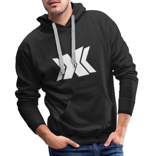 RLC Weiß - Männer Premium Hoodie