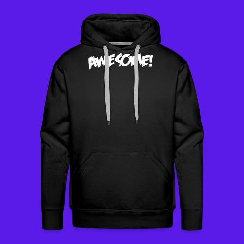 awesome png - Men's Premium Hoodie