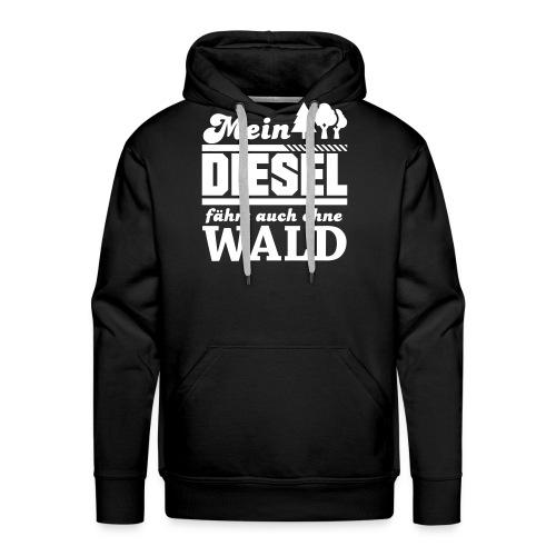 Diesel - ohne Wald - Männer Premium Hoodie