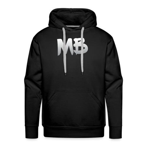 MB-YT (MIRANDA BOS - Mannen Premium hoodie