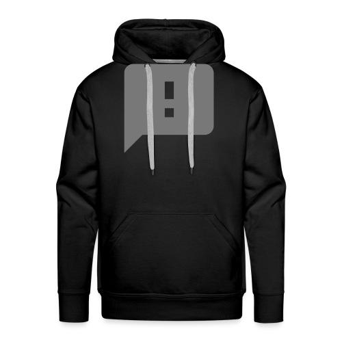 SkyZzer - Sweat-shirt à capuche Premium pour hommes