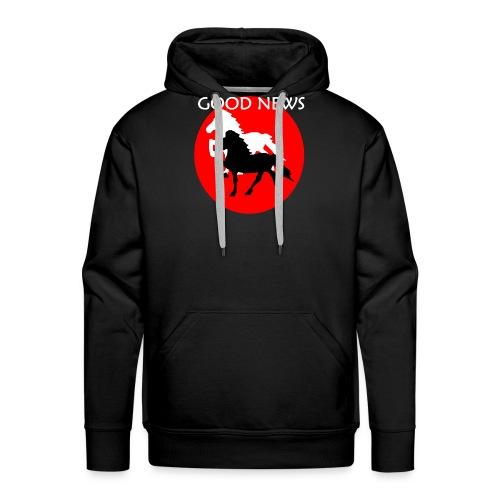 COCOLORS - Sweat-shirt à capuche Premium pour hommes