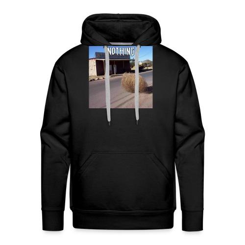 NOTHING - Sweat-shirt à capuche Premium pour hommes