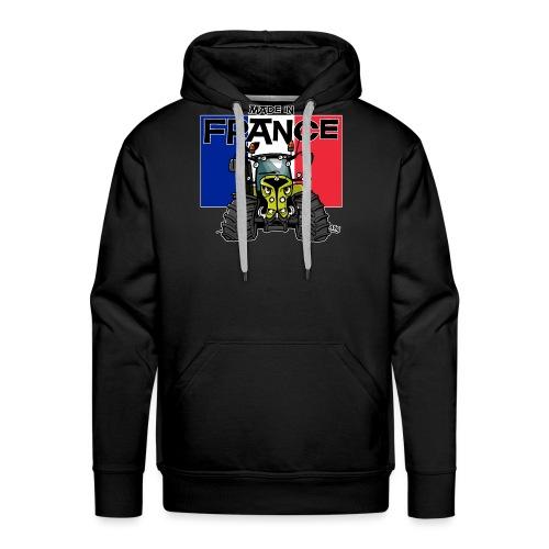 made in france - Mannen Premium hoodie