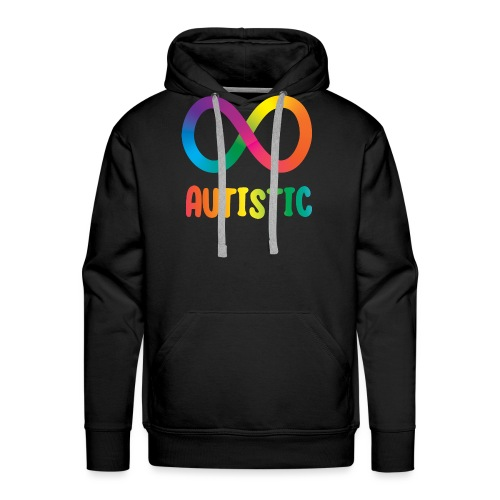 Autistic Infinity - Men's Premium Hoodie