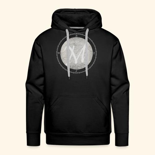 Montis logo - Premiumluvtröja herr