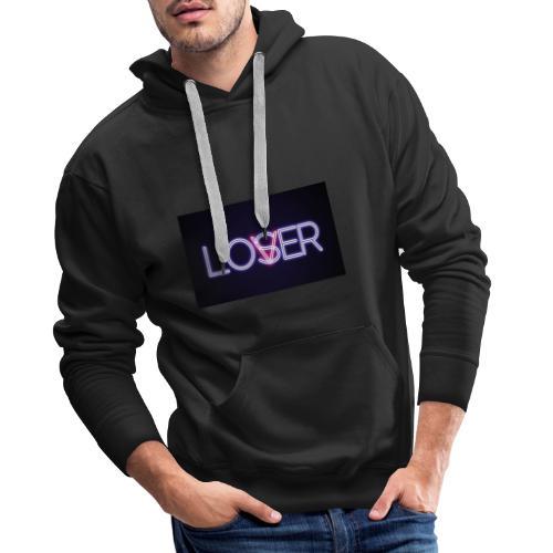 Loser * lover - Sudadera con capucha premium para hombre