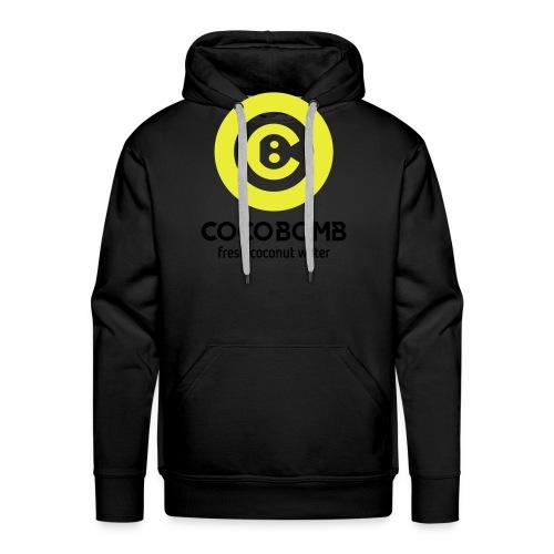 COCOBOMB_logo - Men's Premium Hoodie