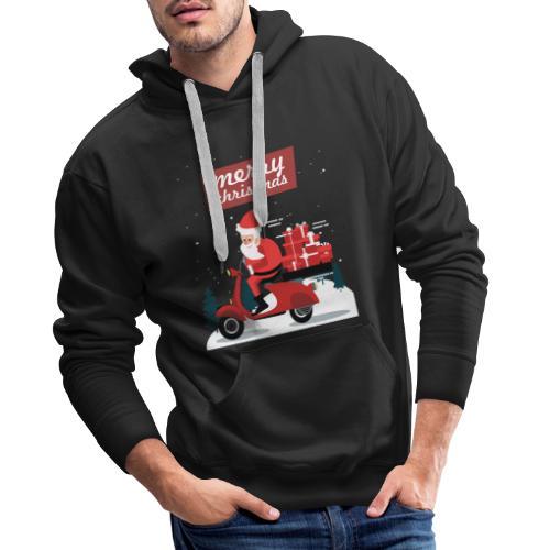 Gift 04 - Sweat-shirt à capuche Premium pour hommes