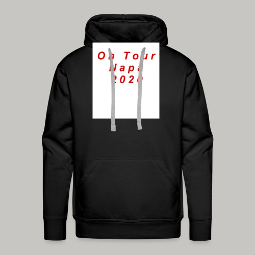 Ayia Napa 2020 Printed T Shirts - Men's Premium Hoodie