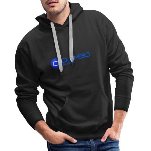 logolong - Sweat-shirt à capuche Premium pour hommes