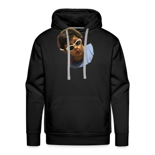 Handsome Person on Clothing - Männer Premium Hoodie