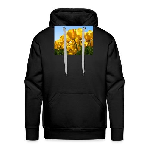 de natuur - Mannen Premium hoodie