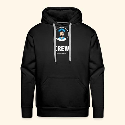 SeaProof Crew - Männer Premium Hoodie