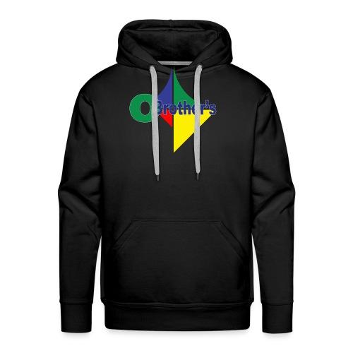 OBGL Design - Sweat-shirt à capuche Premium pour hommes