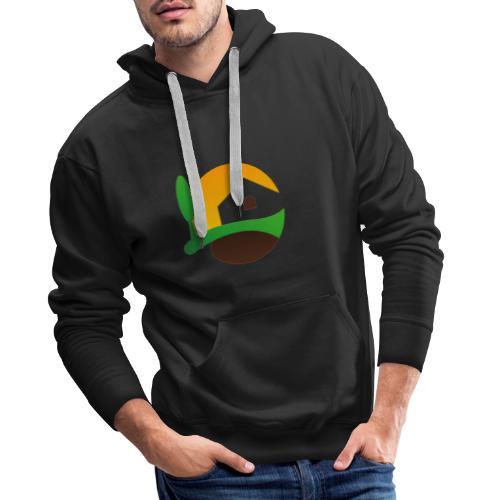 Neues Logo ohne Schriftzug - Männer Premium Hoodie