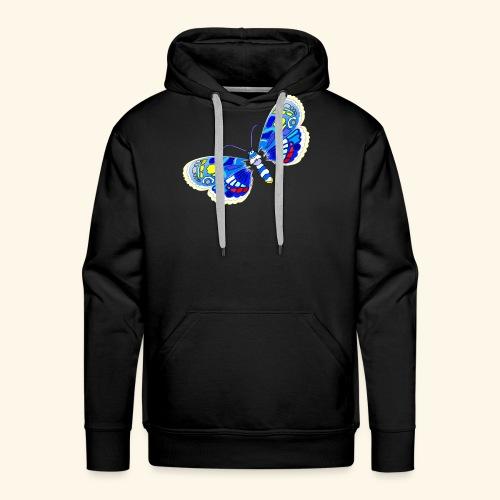 Butterfly 6 - Men's Premium Hoodie
