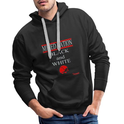Mixed Nation TP - Sweat-shirt à capuche Premium pour hommes