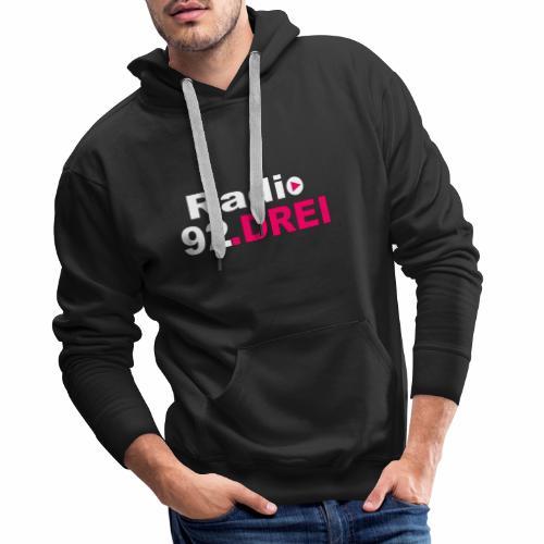 shop logo - Männer Premium Hoodie