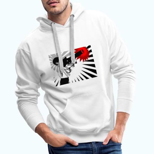 Peace Please - Men's Premium Hoodie