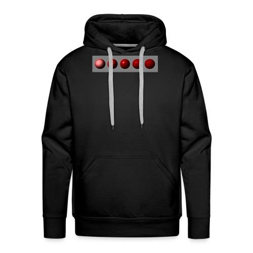 shiny Spheres - Sweat-shirt à capuche Premium pour hommes