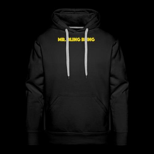 bling bling - Männer Premium Hoodie