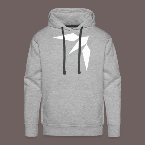 GBIGBO zjebeezjeboo - Rock - Hirondelle - Sweat-shirt à capuche Premium pour hommes