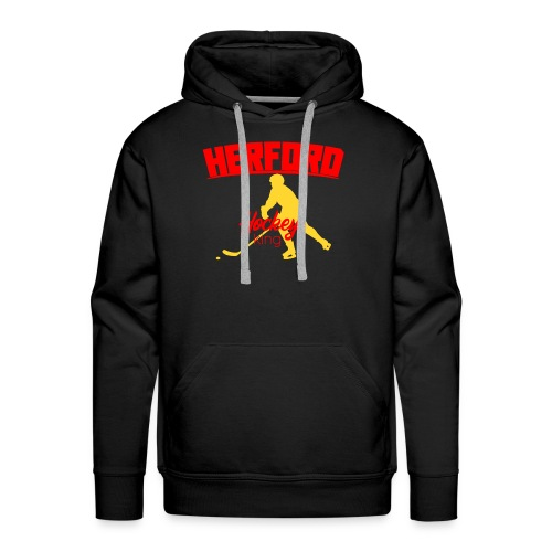 Herford Hockey red - Männer Premium Hoodie