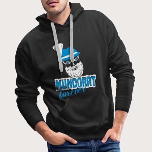 Mundoart forever - Männer Premium Hoodie