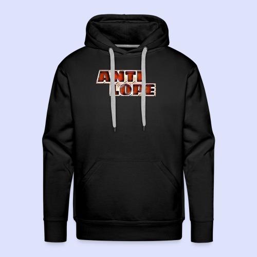Antilope 0007 - Mannen Premium hoodie