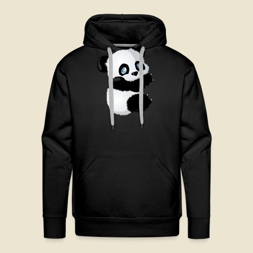 Bébé Panda - Sweat-shirt à capuche Premium pour hommes