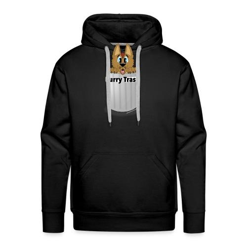 Furry Trash - Herre Premium hættetrøje