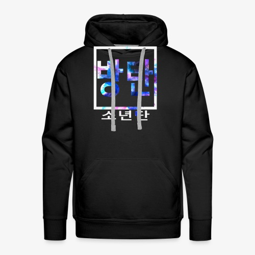 BTS // Bangtan Sonyeondan - Men's Premium Hoodie