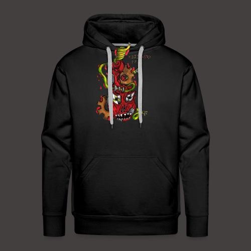 BIOMECANIC PEAR - Sweat-shirt à capuche Premium pour hommes