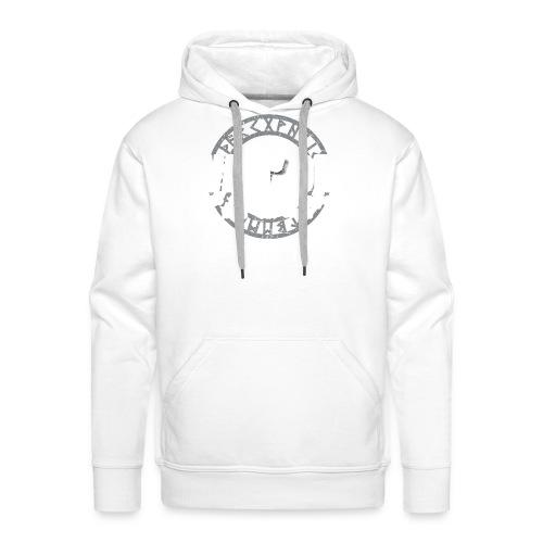 Vathor als een normale papa maar cooler vaderdag - Mannen Premium hoodie