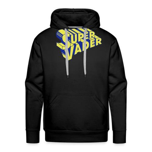 super vader - Mannen Premium hoodie