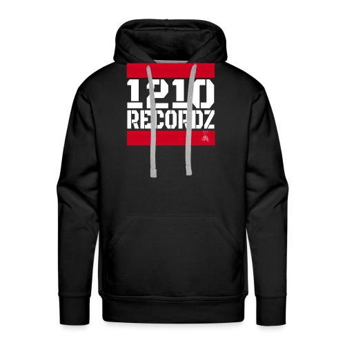 1210 Recordz Tank Top W - Männer Premium Hoodie