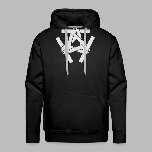 KKK-Logo-vektor - Männer Premium Hoodie