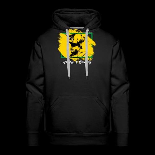 MARCUS GARVEY by Reggae-Clothing.com - Männer Premium Hoodie