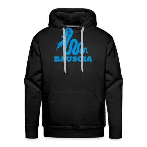 Logo Bauscia - Felpa con cappuccio premium da uomo