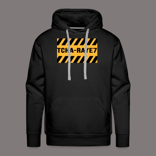 Tcha raye72 - Sweat-shirt à capuche Premium pour hommes