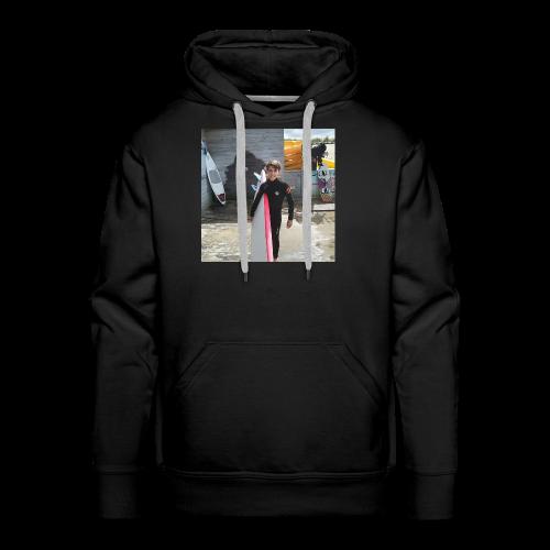 ik t -shirt - Mannen Premium hoodie