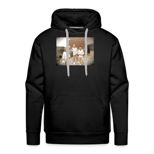 bane - Mannen Premium hoodie