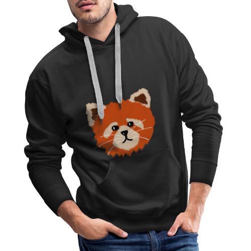 Amanda the red panda - Men's Premium Hoodie